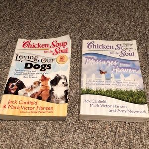 Other - 2 Chicken soup for the soul books